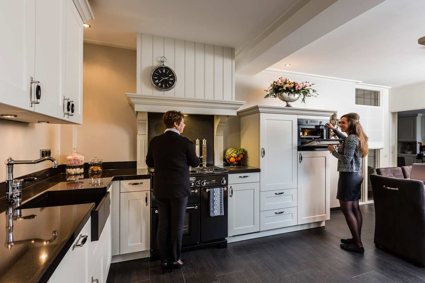 Keukenrenovatie Nijverdal : Aan het gesprek met de verkoper hadden we echt iets