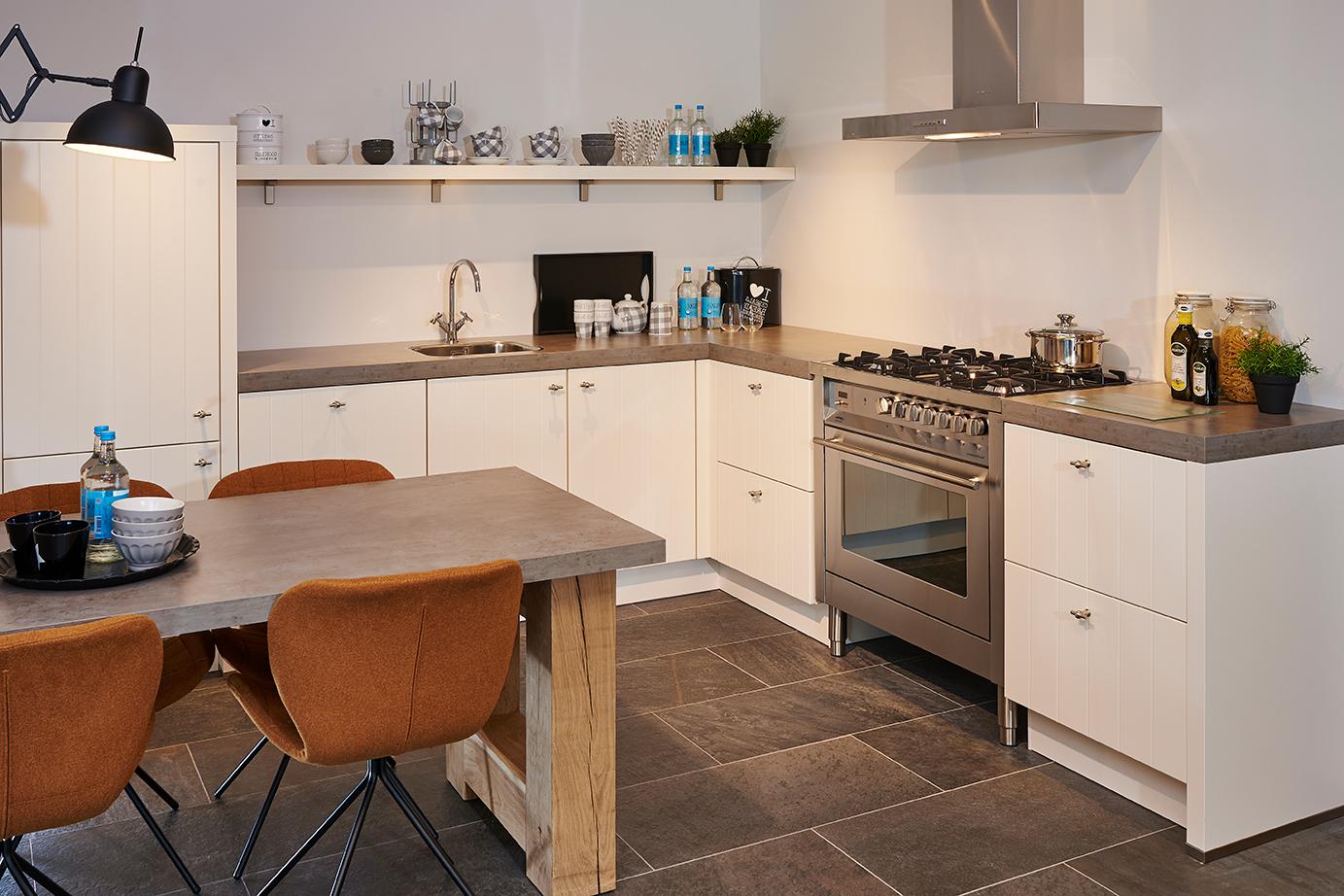 Landelijk Hoek Keuken : Hoekkeukens in elke stijl en prijsklasse bekijk tientallen