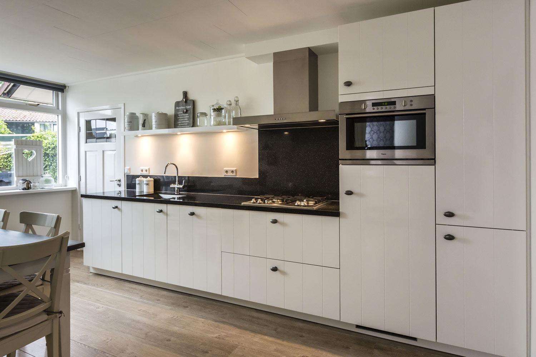 zwart wittegels in keuken : Zwart Wit Tegels Keuken Great Mooie Vloer In Zwart Witte Keuken