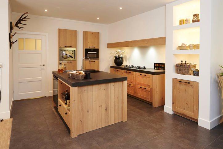 Geliefde Een keuken met een eiland? Bekijk tientallen voorbeelden! - Adee #WJ13