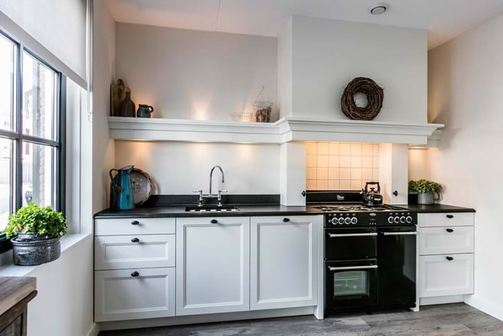 Keuken Witte Kleine : Welke kleur wordt uw keuken? bekijk alle mogelijkheden! adee