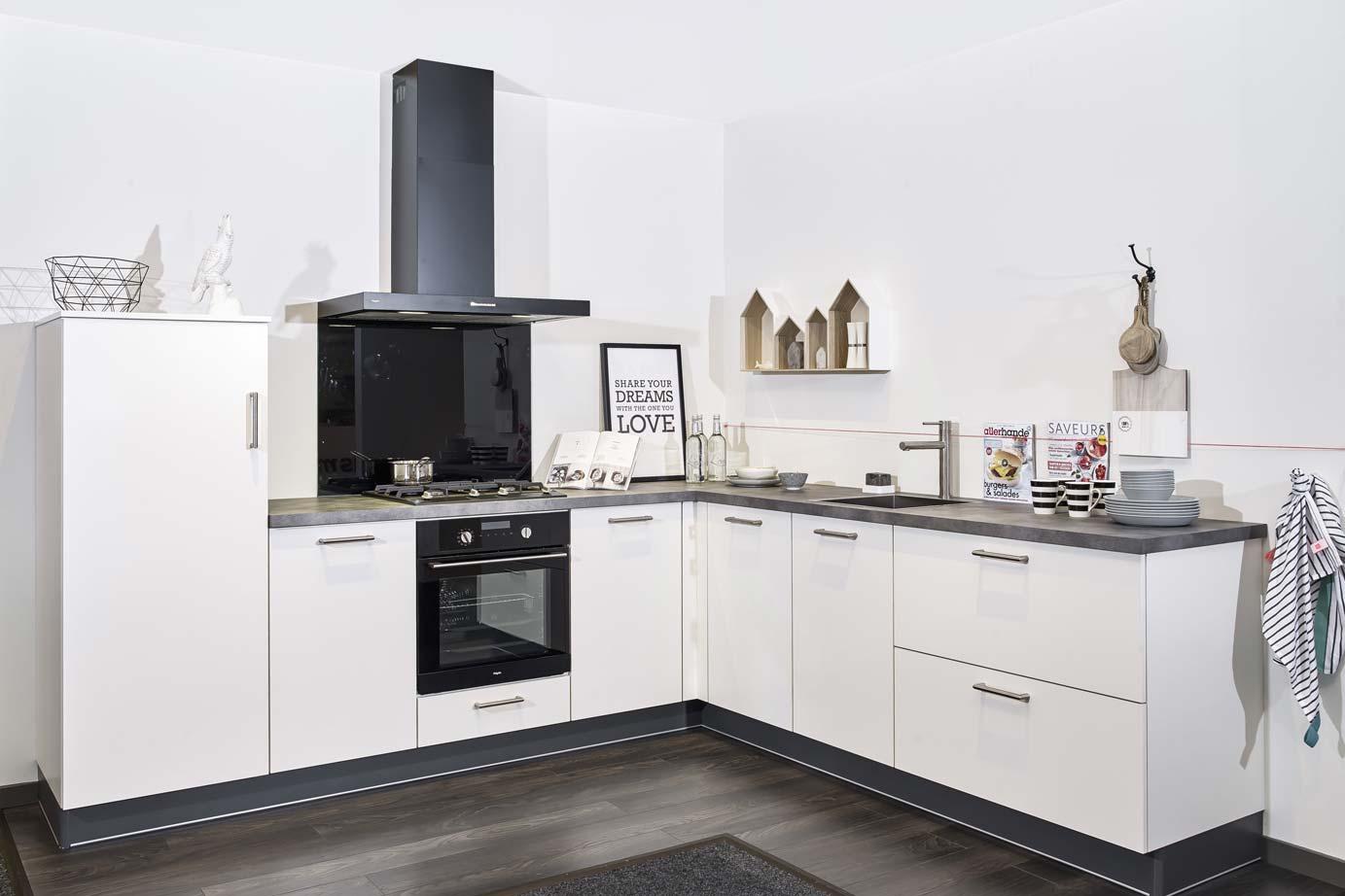 Showoom keukens keukens uit voorraad modellen