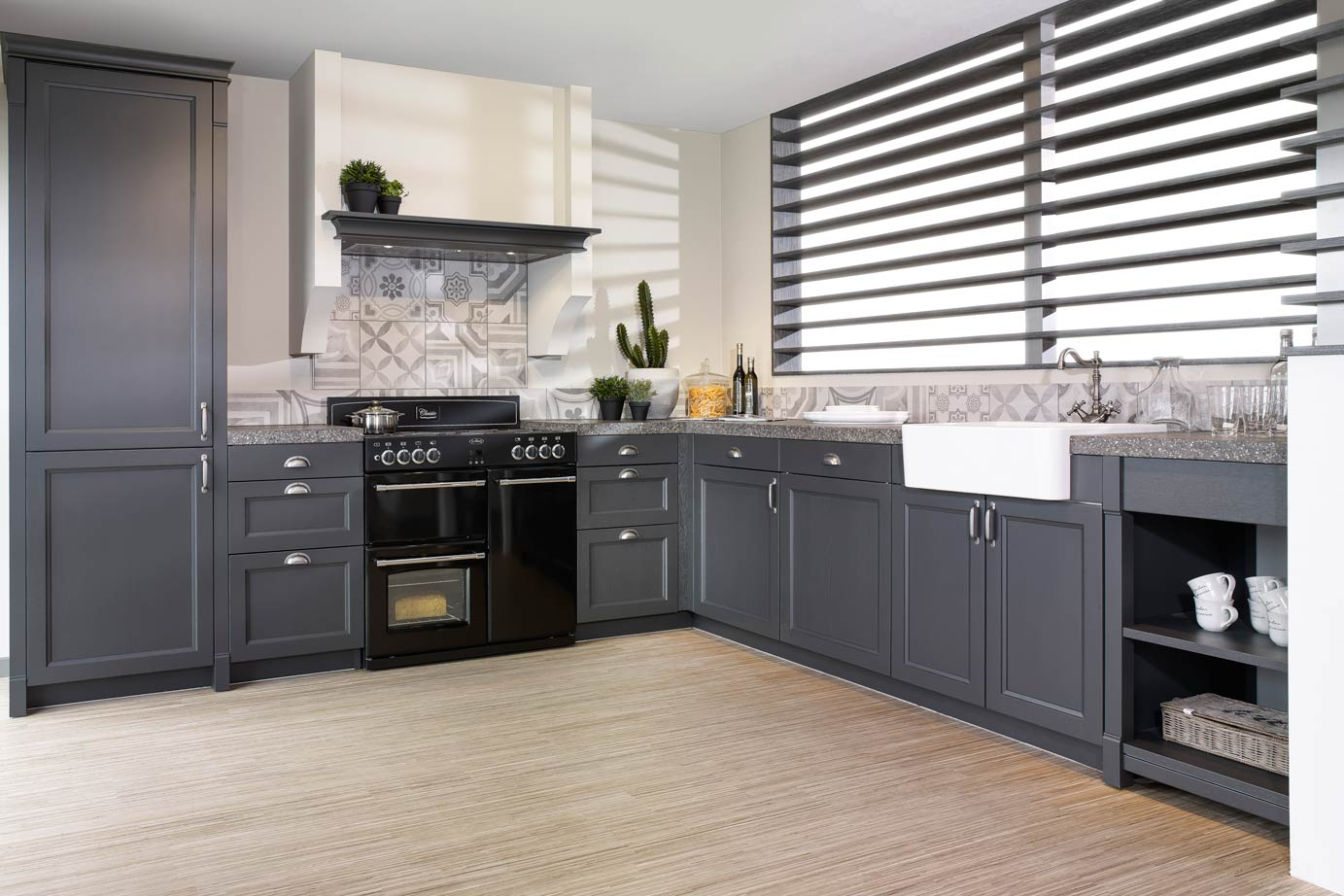 Landelijk Kleuren Keuken : Keuken kleuren ieder kleur mogelijk bekijk voorbeelden ardi