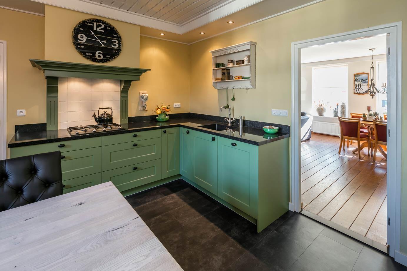Landelijk Kleuren Keuken : Landelijk kleuren keuken eigen huis en tuin